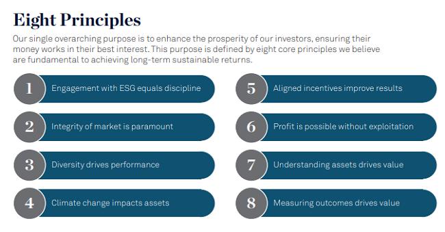 Análisis sobre RSE y reputación: 8 principios del reporte para lograr rendimientos sostenibles a largo plazo