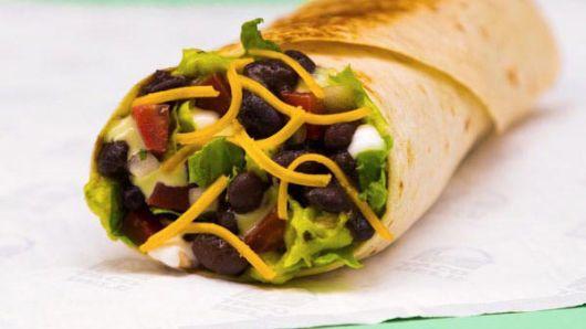 Alimentos comerciales hechos de plantas - Taco Bell