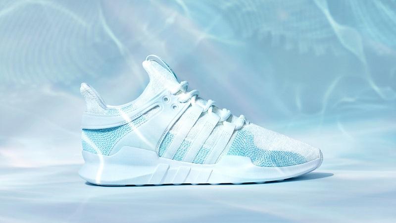 Adidas doblará la producción de Parley para 2019