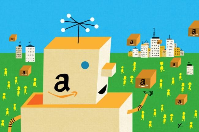 Amazon no obtiene licencia social