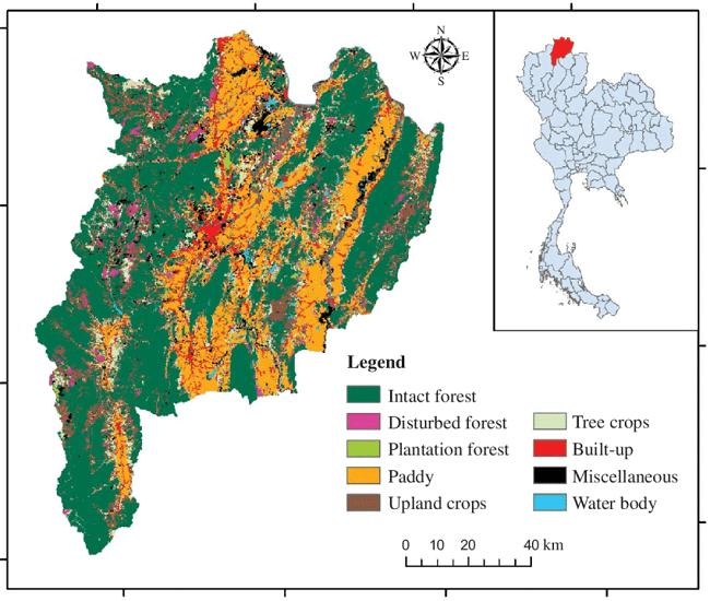Chiang Rai forma parte de las ciudades de la arquitectura de la resilicion