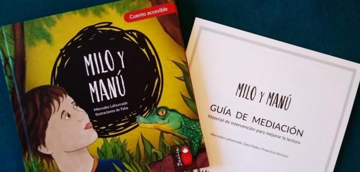 Editorial hispana para niños con dislexia