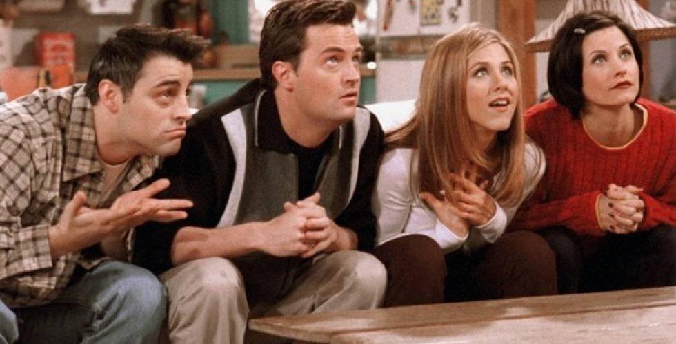 Machismo en 'Friends; lo que predijo el #MeToo
