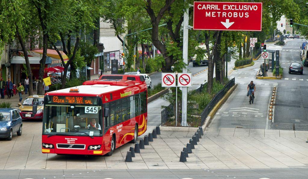 Movilidad sostenible en la CDMX