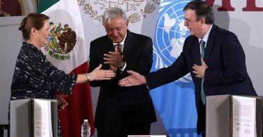 ONU y el gobierno de México vigilarán que no haya corrupción en licitaciones