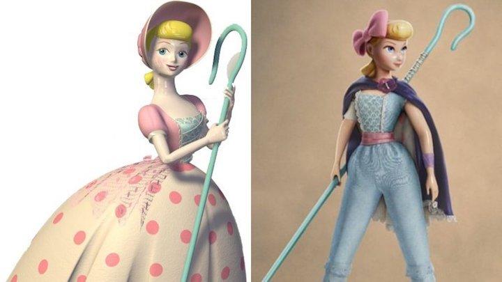 PETA quiere que Toy Story 4 elimine un elemento de la cinta