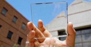 Paneles solares transparentes que generan electricidad