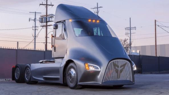 ¿Qué te parecen las ideas que cambiarán al mundo hasta ahora? ET One camion electrico