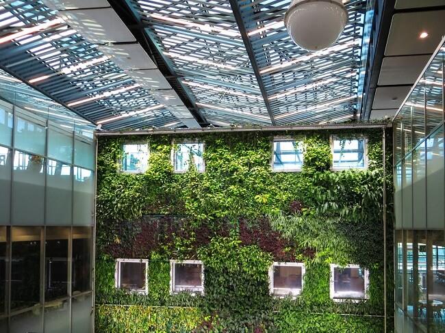 Liderazgo audaz, no pequeños pasos cuando se trata sobre edificios verdes