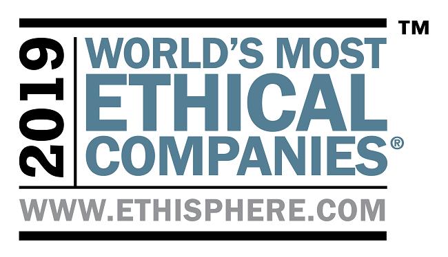 Lista completa de las compañías más éticas del mundo, 2019