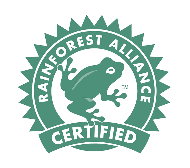 Formas de hacer Greenwashing para engañar a los clientes caso Rainforest Alliance