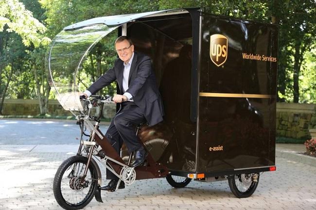 7 empresas que integran la sustentabilidad en la distribución caso UPS