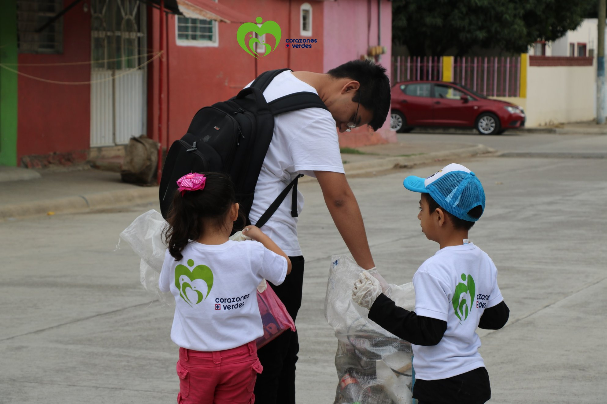 Conoce un club ecológico para niños