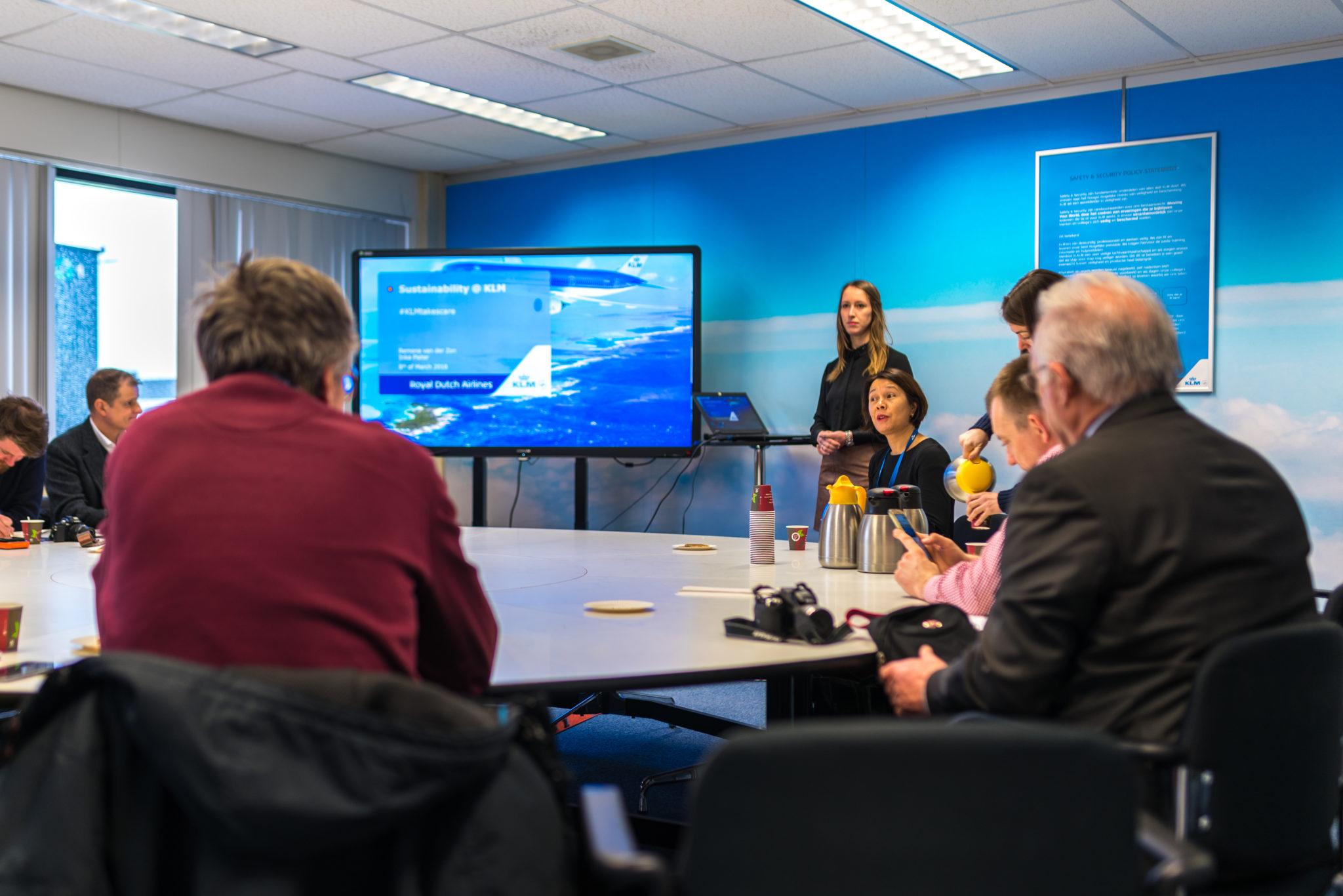 Empoderamiento y sustentabilidad en KLM