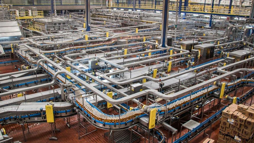 La planta más eficiente de Grupo Modelo está en Zacatecas