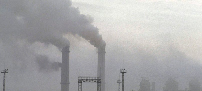 Países más contaminados en América Latina