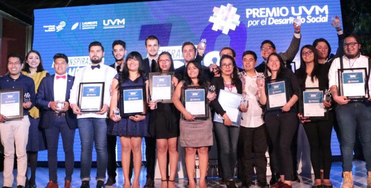Premio UVM 2018