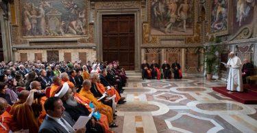 ¡Santa sustentabilidad! El Papa llama a una conversión ecológica
