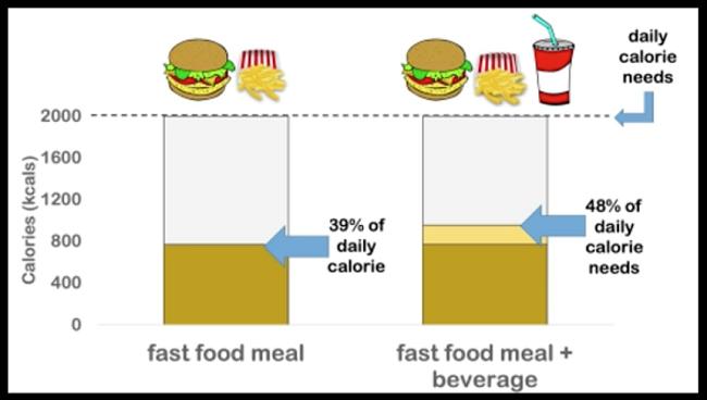Estudio sobre los problemas que el Fast Food ha agravado - resultados
