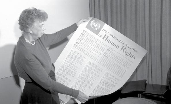 ¿Qué es la Declaración Universal de los Derechos Humanos?