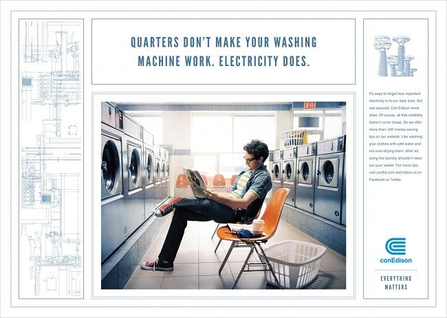 7 campañas de ahorro de agua que tienes que ver - Laundry