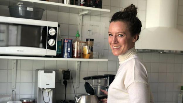 desarrolladora de software y gerente de proyectos Lisa Hammarström
