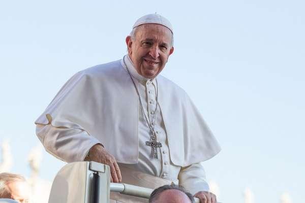El Papa hace un llamado a una conversión ecológica