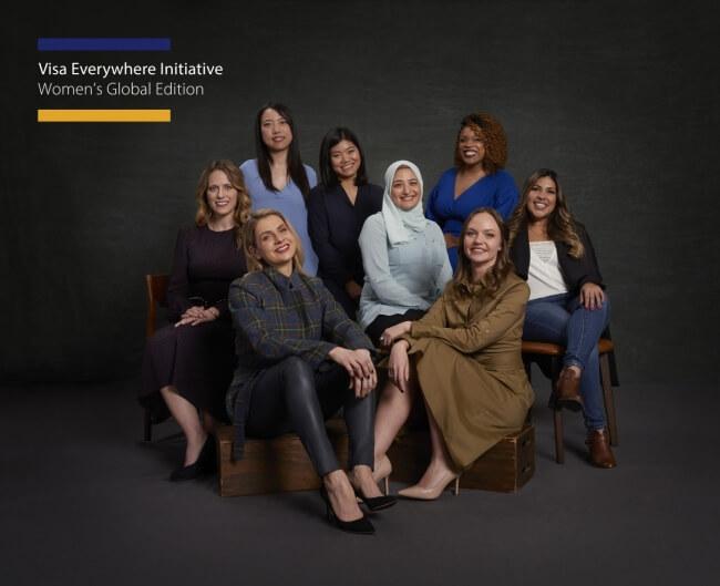 Campaña global: VISA empodera a las emprendedoras