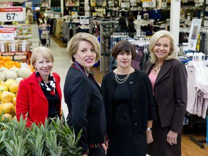 Empoderar a las mujeres de operativos a gerentes -caso Walmart