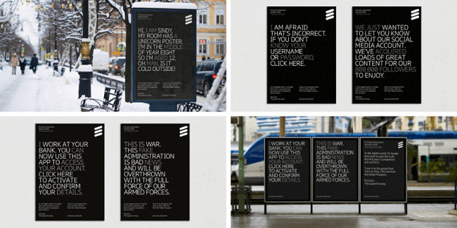 Campañas diseñadas para el bien – 7 finalistas en The Drum Design Awards 2019 - caso Interbrand