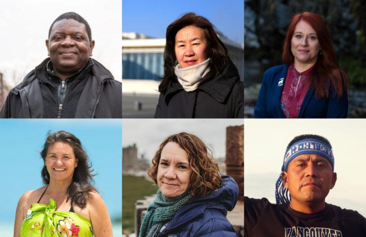 6 activistas premiados por defender el planeta