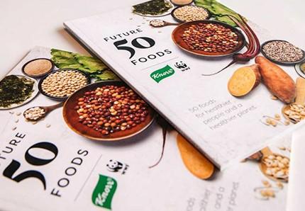 Alimentación sustentable; un reto de Knorr