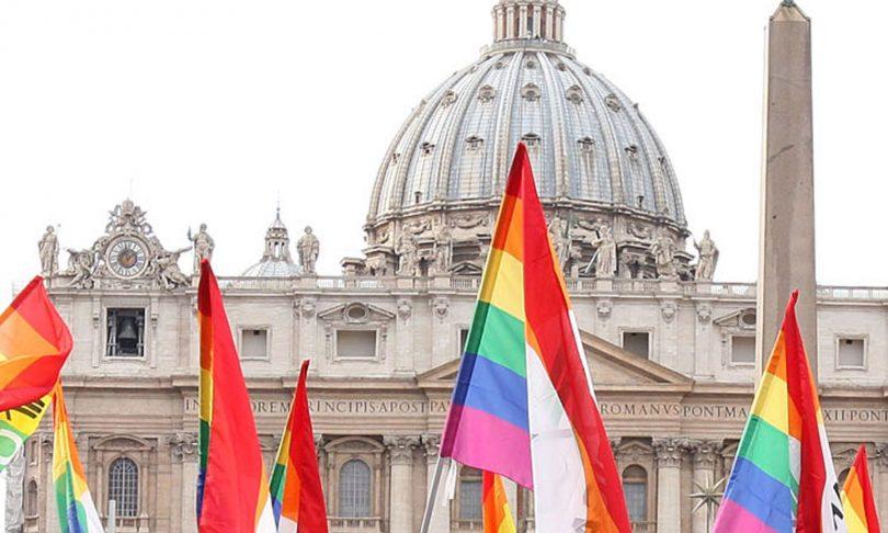 Comunidad gay en el Vaticano