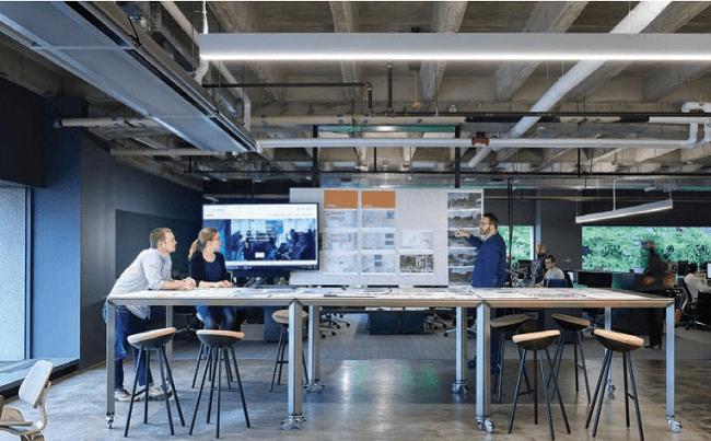 Oficinas amigables con el medio ambiente: Hallmark, Kansas City