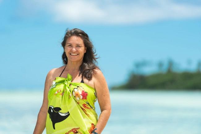 Activistas premiados por defender el planeta: Jacqueline Evans de Islas Cook