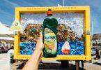 La estrategia de empaques plásticos de Unilever