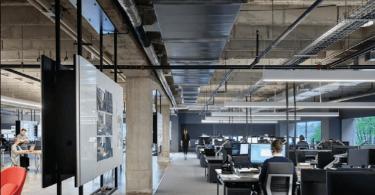 Oficinas amigables con el medio ambiente caso Hallmark