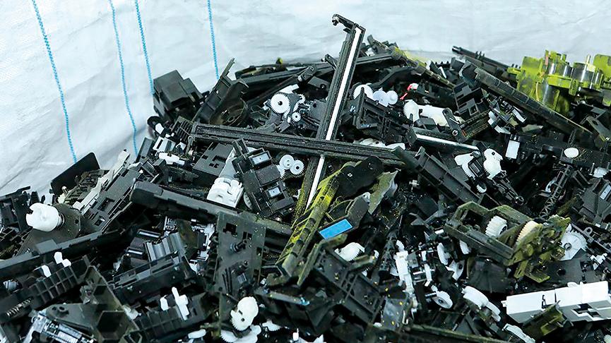 Reciclaje de computadoras, ¿hasta dónde puede llegar?