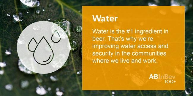 ¿Qué hacen las empresas cuando se trata de preservación del agua? Caso AB InBev