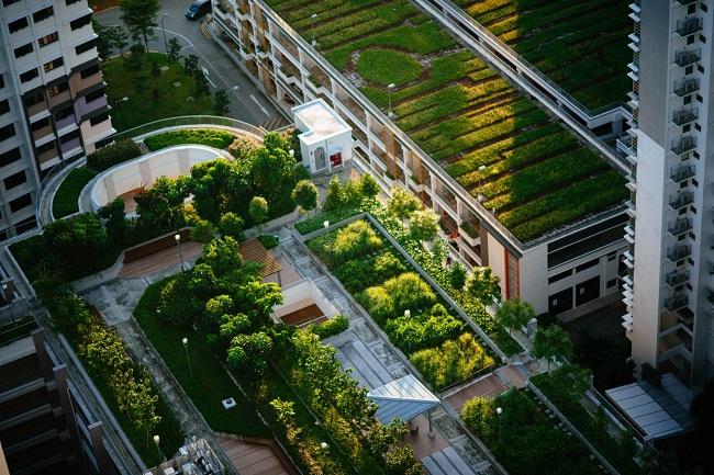 Ciudades más sostenibles - Índice