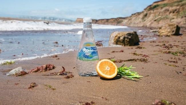 Empresas que han lanzado botellas de plástico recicladas / reciclables - Ecover