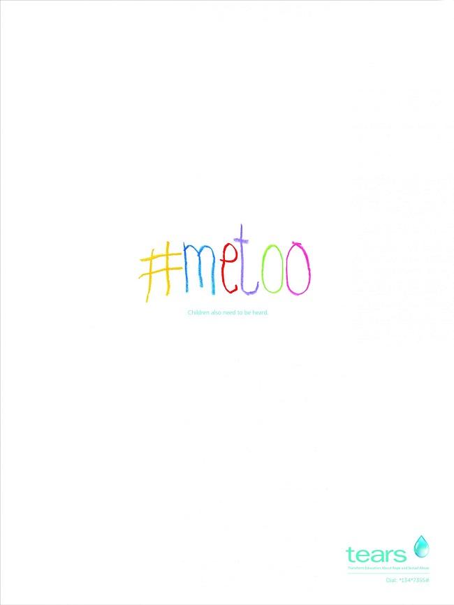 Ccapañas #MeToo la voz de los niños