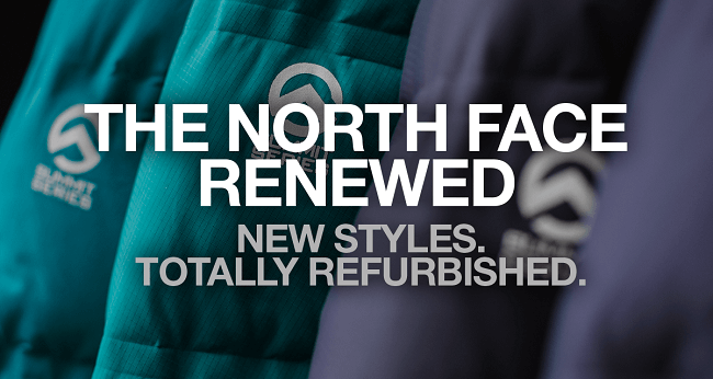 ¿Cómo funciona la reutilización parte de la responsabilidad social de The North Face? - Renewed