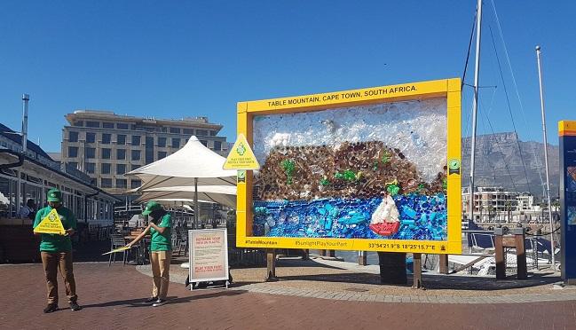 La estrategia de empaques plásticos de Unilever en Sudfrica