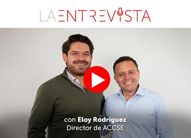 La entrevista: Eloy Rodríguez