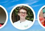 3 jóvenes que están alimentando el futuro. Un programa de RSE de General Mills