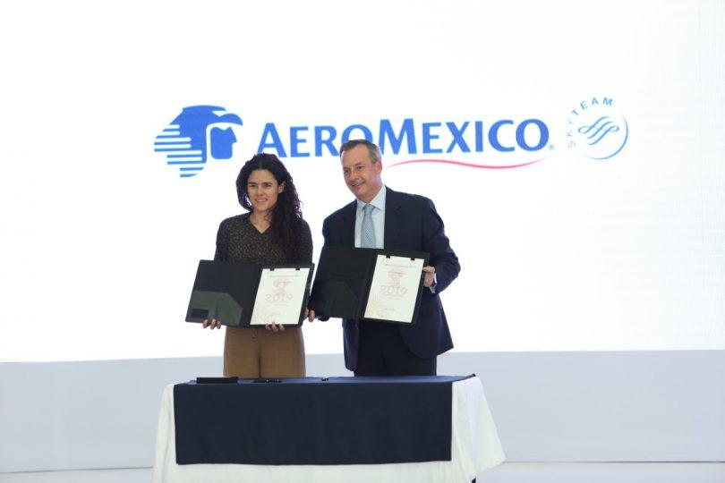 Aeromexico Suma 250 Becarios A Jovenes Construyendo El Futuro Expoknews