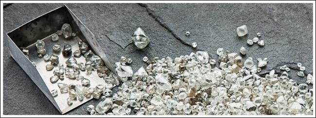 Reporte Impacto ambiental de minería de diamantes