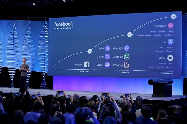 Responsabilizar a Facebook por dominar el mercado - esto es de los 10 años de la plataforma