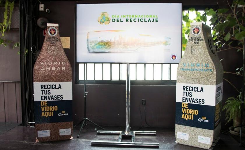 La idea que tiene Grupo Modelo para reciclar envases